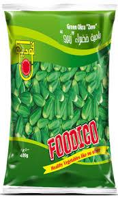 فوديكو باميه خضراء مجمده 400 جرام